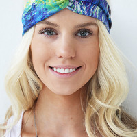 Workout Style Neon Bright Colorful Summer Women's Hair Accessory