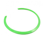 Neon Slim Metal Collar Necklace