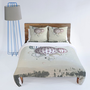 DENY Designs Home Accessories | Belle13 Winter Dreamflight Duvet Cover