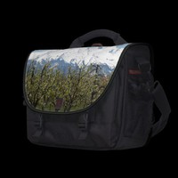 Mount Hood Orchards Laptop Bag from Zazzle.com