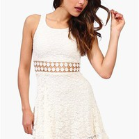 Summer Days Dress - Ivory