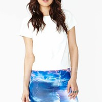 Lightning Bolt Skirt