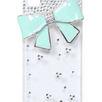 Bling Epoxy Bow Phone Case | Shop Accessories at Wet Seal