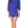 Blaque Label Long Sleeve Romper | SHOPBOP