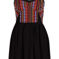 Mexican Bodice Sundress - Dresses - Clothing - Topshop USA