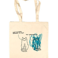 buyolympia.com: Gemma Correll - Scribble Kitty (aka The Three Year Old)