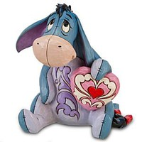 ''You Are Loved'' Eeyore Figurine by Jim Shore | Disney Store