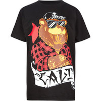 FATAL Cali Bear Boys T-Shirt