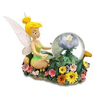 Tinker Bell Garden Snowglobe | Disney Store