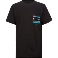 BLUE CROWN Tribal Pocket Boys T-Shirt
