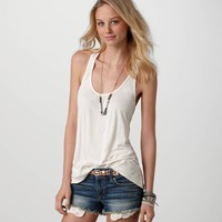 AE Decorative Tank | American Eagle Outfitters