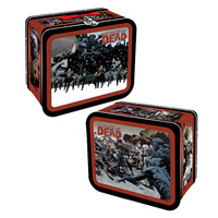 The Walking Dead Tin Lunchbox - Image Comics - Walking Dead - Lunch Boxes at Entertainment Earth