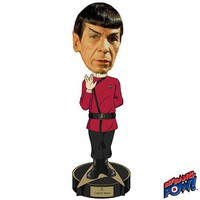 Star Trek The Wrath of Khan Spock Bobble Head - Bif Bang Pow! - Star Trek - Bobble Heads at Entertainment Earth