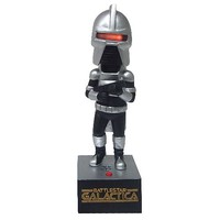 Battlestar Galactica Electronic Cylon Centurion Bobble Head - Bif Bang Pow! - Battlestar Galactica - Bobble Heads at Entertainment Earth