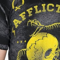 Affliction Snake Eyes T-Shirt - Men&#x27;s Shirts/Tops | Buckle