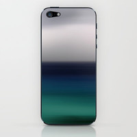 greennova iPhone &amp; iPod Skin by artbylouis