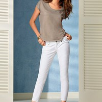 VS Siren Low Rise Capri Jean