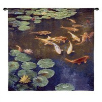 Fine Art Tapestries Inclinations - Walters, Curt - 4574-WH - All Wall Art - Wall Art &amp; Coverings - Decor