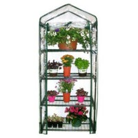 Gardman R687 4-Tier Mini Greenhouse:Amazon:Patio, Lawn & Garden