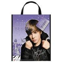 Justin Bieber Tote Bag:Amazon:Toys & Games