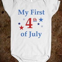 MY FIRST 4TH OF JULY - BABY ONSIE - underlinedesign