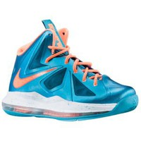 Nike Air Max Lebron X - Boys' Grade School at Foot Locker