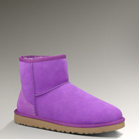 UGG Classic Mini for Women | Ankle-Height Sheepskin Boots at UGGAustralia.com