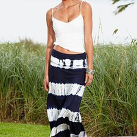 White Tie dye skirt from VENUS
