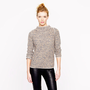 Collection cashmere back-zip mockneck sweater - j.crew cashmere - Women&#x27;s sweaters - J.Crew