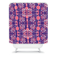 DENY Designs Home Accessories | Paula Ogier Rajah Shower Curtain