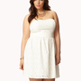 Sweetheart Lace Dress | FOREVER21 PLUS - 2039365817