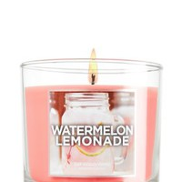 Watermelon Lemonade 4 oz. Small Candle   - Slatkin & Co. - Bath & Body Works