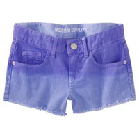 Mossimo Supply Co. Juniors Frayed Dip Dye Shorts - Assorted Colors