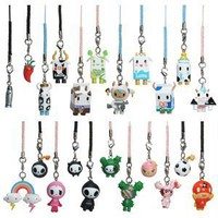 Amazon.com: Tokidoki Frenzies Zipper Pull - Phone Charm - Clip-on (One Charm Only): Toys &amp; Games