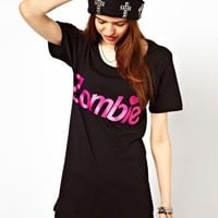 Kill Star Zombie T-Shirt at asos.com