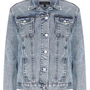 Tall Oversize Denim Jacket - New In This Week