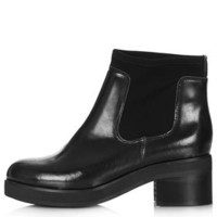 ABIGAIL Neoprene Ankle Boots