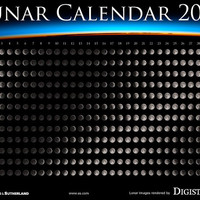 CultCase: Lunar Calendar 2013: Never Miss a Full Moon