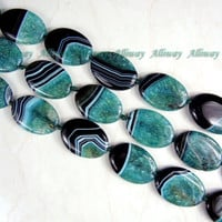11pcs druzy geode agate loose beads pendant stone one strand al0241