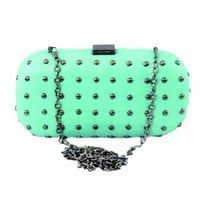 Nila Anthony Hard case clutch