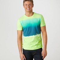 AE Watercolor Tee | American Eagle Outfitters