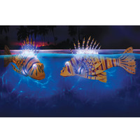 The Illuminated Fish Bots - Hammacher Schlemmer