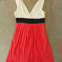 Watermelon Social Dress [3775] - $36.00 : Vintage Inspired Clothing & Affordable Summer Frocks, deloom | Modern. Vintage. Crafted.