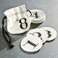 Numbered Coasters | Ballard Designs