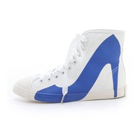 BE & D Big City High Top Sneakers | SHOPBOP