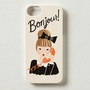 Anthropologie - Bonjour iPhone 5 Case