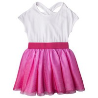 Target : Cherokee&amp;reg; Infant Toddler Girls&#x27; Cross Back Dress : Image Zoom