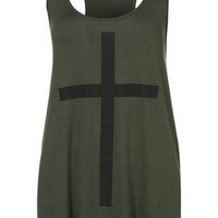 Cross Vest By Realitee - New In This Week  - New In  - Topshop