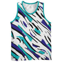Jordan Retro 8 Paint Stroke Tank - Men&#x27;s at Foot Locker