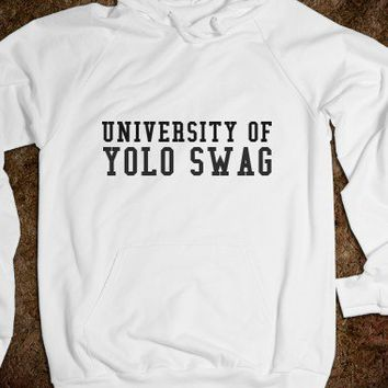 YOLO SWAG shirt